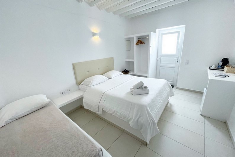 Triple room (ground floor) - Νο.10