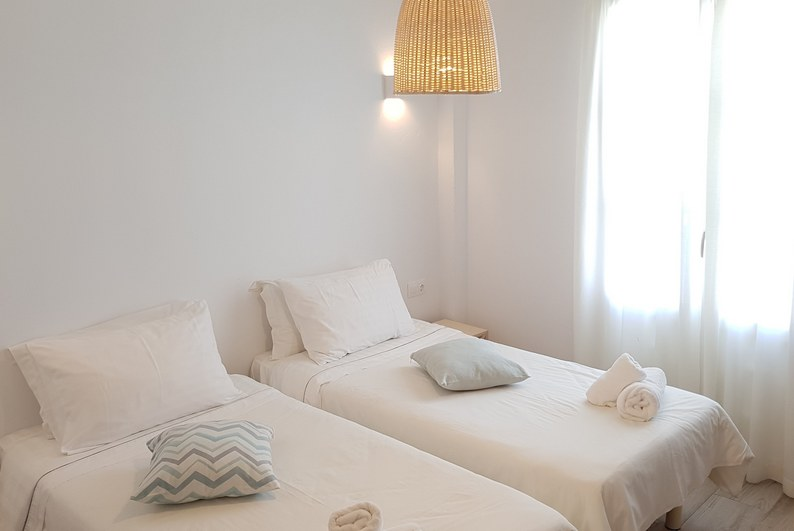 Double or Twin Room with balcony - Νο.3